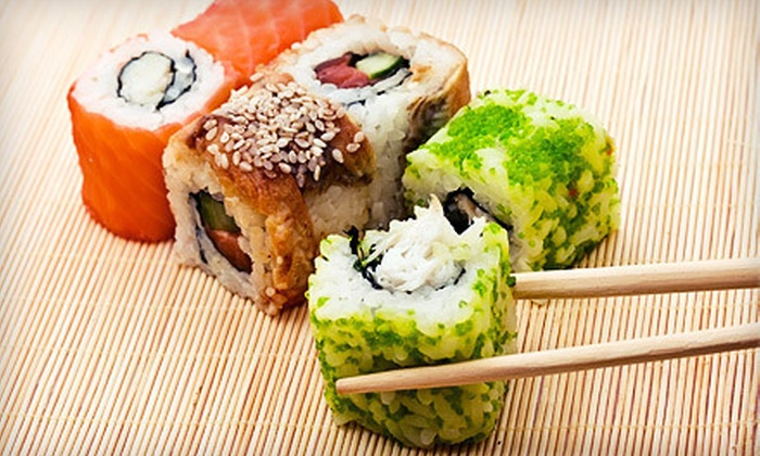 Sushi Nikko - North Richland Hills: $10 for $20 Worth of Sushi and Pan-Asian Cuisine at Sushi Nikko