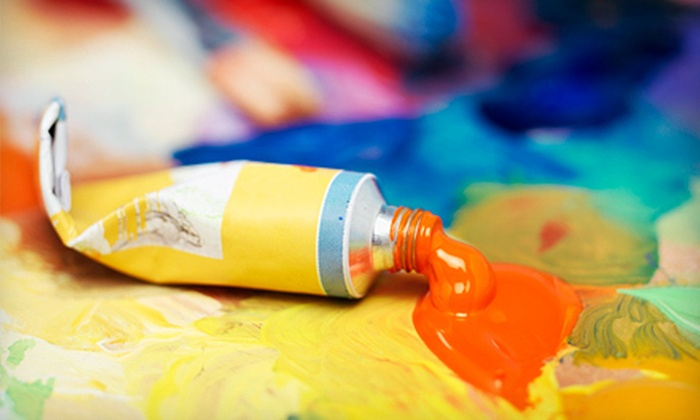 Art Classes with Tina Steele Penn - Villa Heights: Two Art-Fundamentals Classes or Four Children's Classes at Art Classes with Tina Steele Penn (Up to 56% Off)