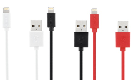 Apple-Certified 3.3ft. Lightning-to-USB Charge and Sync Cable