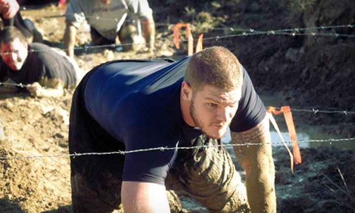 Lion's Chase 5k Obstacle Race - Cumberland Falls: Entry for One or Two to Lion's Chase 5k Obstacle Race (Up to 57% Off)