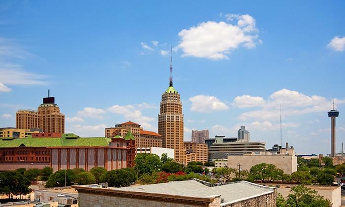 null - San Antonio: Stay at Best Western Plus Fiesta Inn in San Antonio, with Dates into April