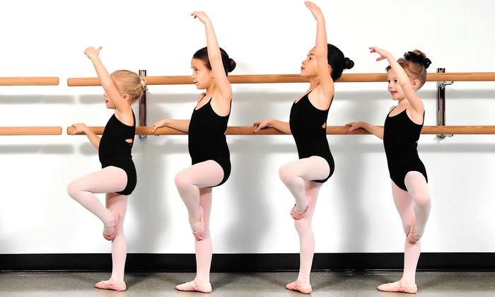New Era Productions - Overland: 8 or 16 Children's Dance Classes at New Era Productions (Up to 52% Off)