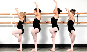 New Era Productions: 8 or 16 Children's Dance Classes at New Era Productions (Up to 52% Off)