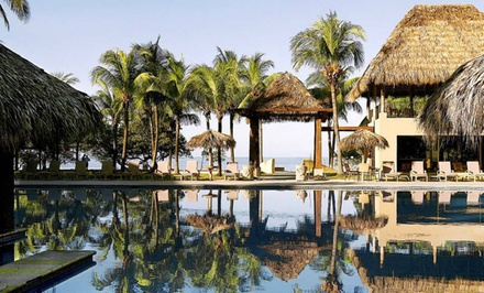 4- or 7-Night Stay for Two in a Standard or Economy Room at Flamingo Beach Resort & Spa in Playa Flamingo, Costa Rica