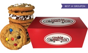 Cookie Connection: $12 for $20 Worth of Cookies and Treats at Cookie Connection
