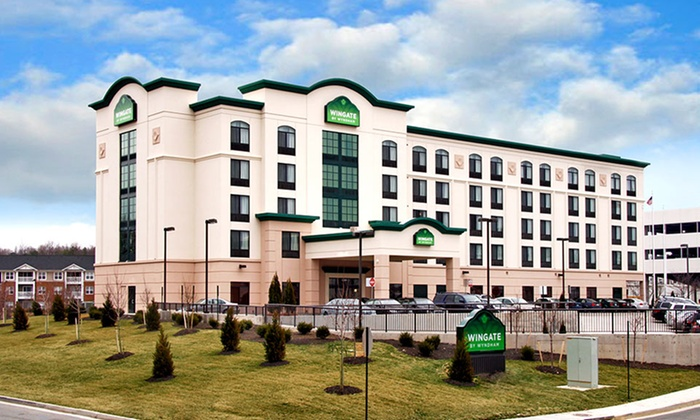 null - Hampton Roads: Stay at Wingate by Wyndham Short Pump Richmond in Virginia, with Dates into May