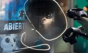 Divr: Pack diversión realidad virtual de 1 o 2 horas para 1-6 personas desde 9,95 € en Divr