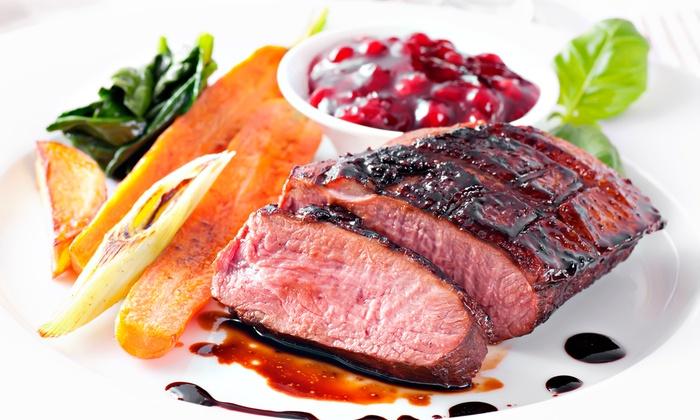 SB Eighty One - Westlake: $20 for $40 Worth of Steak-House Cuisine at SB Eighty One