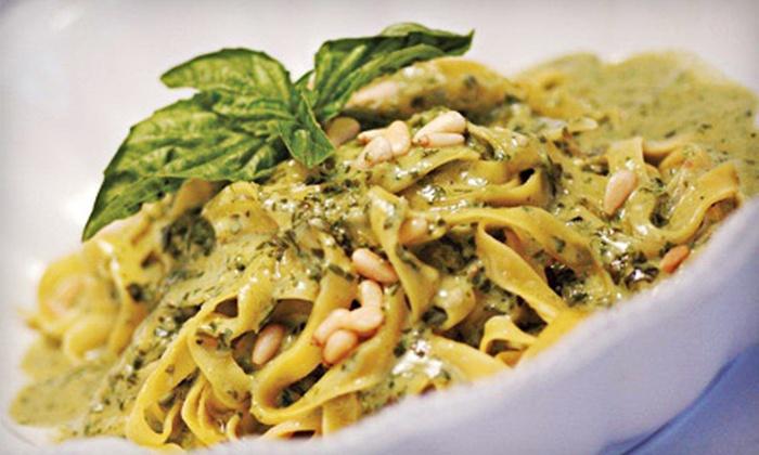 Cicciotti's Trattoria Italiana & Seafood - Encinitas: $20 Worth of Italian Cuisine