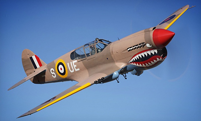 Warhawk Air Museum - Nampa: Warhawk Air Museum Visit for Two or Four (Up to Half Off)