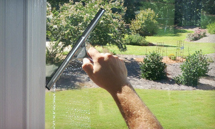Dawson's Pressure Cleaning - Athens, GA: Window Cleaning for 15 or 25 Windows from Dawson's Pressure Cleaning (Up to 66% Off)