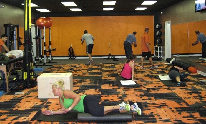 Next Level Fit - Belmar: $49 for One Month of Unlimited Fitness Classes at Next Level Fit ($190 Value)