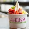 Up to 40% Off Frozen Yogurt at Ella's or Ella's Place Event Room Rental