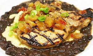 Habanas Cuban Cuisine: Cuban Dinner Cuisine for Two or Four at Habanas Cuban Cuisine (40% Off)