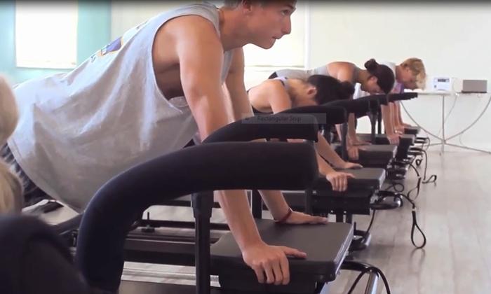 Pulse Fitness Santa Barbara - West Mesa: One Month of Unlimited Fitness Classes or 10 Fitness Classes at Pulse Fitness Santa Barbara (Up to 66% Off)