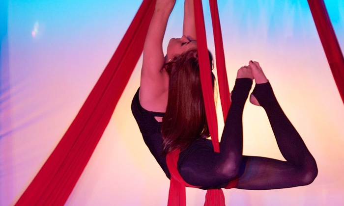 Orlando Circus School - Orlando Circus School and Orlando Flying Trapeze: Trampoline and Aerial Arts Class for One, Two, or Four at                          Orlando Circus School (Up to55% Off)