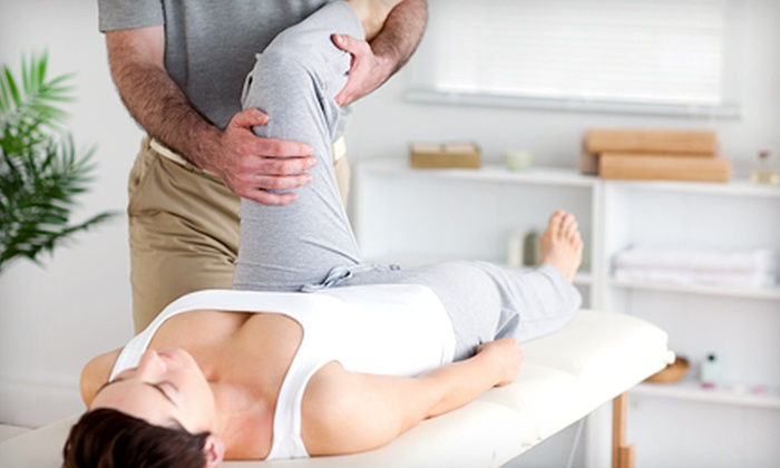 Up 2 Speed Sports Performance - Pleasanton: 1 or 3 Chiropractic Consultations, Adjustments & Massages at Up 2 Speed Sports Performance and Wellness Center (80% Off)