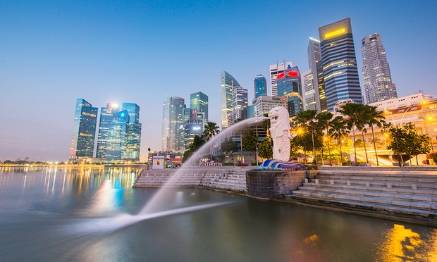 Singapore: 4* Bay Hotel Stay 6