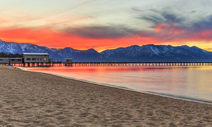 Tahoe Lakeshore Lodge & Spa - South Lake Tahoe, CA: Stay at Tahoe Lakeshore Lodge & Spa in South Lake Tahoe, CA; Dates into December Available
