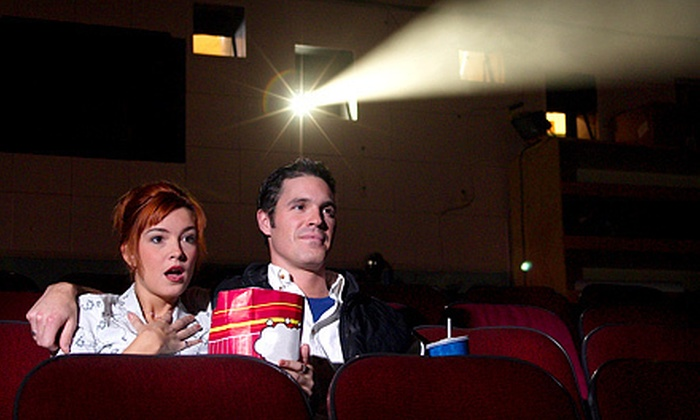 Spotlight Theatres Searstown 10 - Titusville: $5 for a Movie Outing with Popcorn at Spotlight Theatres Searstown 10 in Titusville (Up to $13 Value)