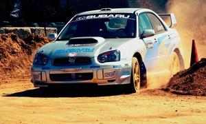 Planet Motor Sport: Giornata da pilota con 3, 6 o 9 giri su auto da rally da Planet Motor Sport (sconto fino a 75%). Valido su 4 circuiti