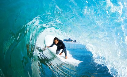 image for $25 for a One-Day Surfboard and Wetsuit Rental at Nor Cal Surf Shop ($36 Value)