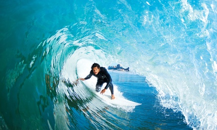$25 for a One-Day Surfboard and Wetsuit Rental at Nor Cal Surf Shop ($36 Value)