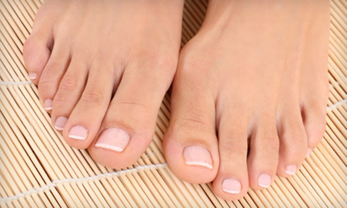 Lasting Impressions Laser - Edmonton: Laser Toenail-Fungus Removal for One or Both Feet at Lasting Impressions Laser (50% Off)