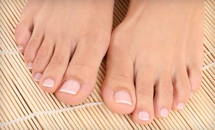 Laser Toenail-Fungus Removal for One or Both Feet at Lasting Impressions Laser (50% Off)