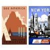Vintage Travel Poster Fine Art Prints