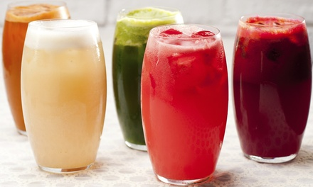 $115 for a Three-Day Raw Juice Cleanse from Local Organica ($175 Value)