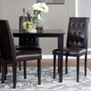 Canterbury Button-Tufted 5-Piece Dining Set