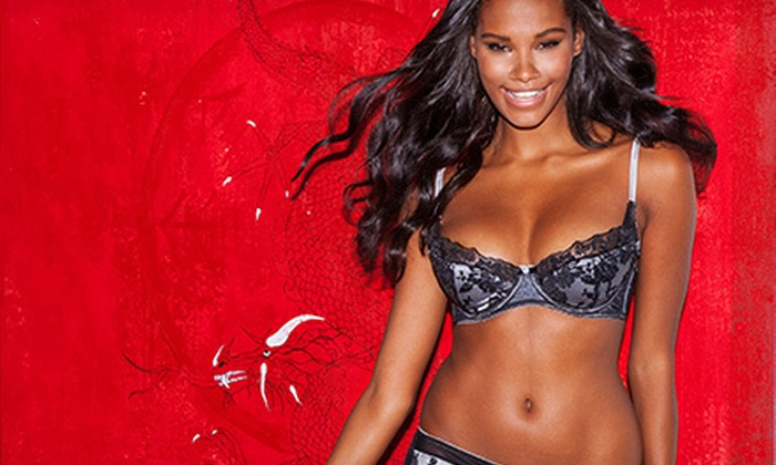Adore Me: Lingerie, Corsets, and Shapewear with Free Shipping from Adore Me (Up to 55% Off). Two Options Available.