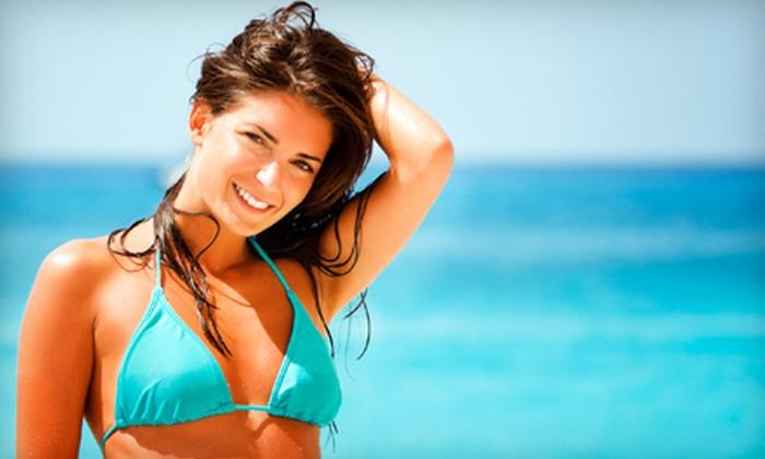 Savana Tan - Bradenton: Three or Five Customized Airbrush Tans from Savana Tan in University Park (68% Off)