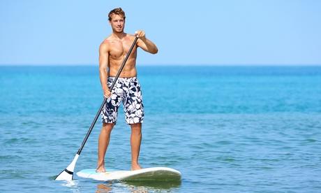 Curso de paddle surf en Calpe para una persona por 24,95 €