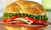 HoneyBaked Ham - Lebanon: Two or Four Deli Sandwiches and Cookies at HoneyBaked Ham (Up to 50% Off)