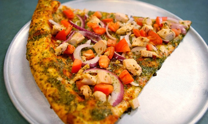 Jimmy & Joe's Pizzeria - Multiple Locations: $10 for $20 Worth of Pizza, Wings, and Calzones at Jimmy & Joe's Pizzeria