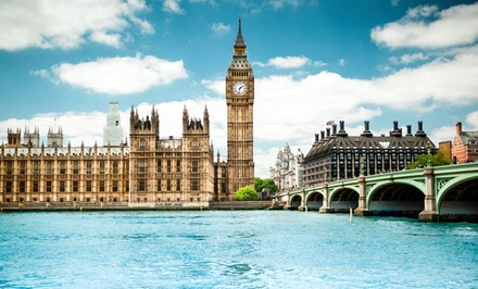 ✈ 6-Day London Vacation with Airfare from Gate 1 Travel. Price/Person Based on Double Occupancy.