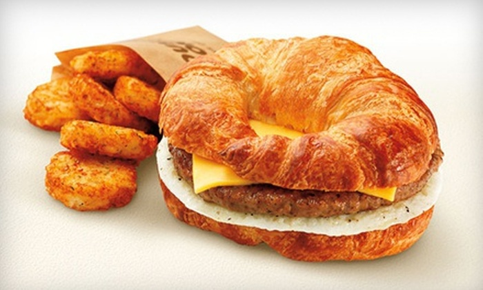Dunkin' Donuts - Houston: $6 for a $10 Dunkin' Card for Donuts, Coffee, and Breakfast Fare at Dunkin' Donuts