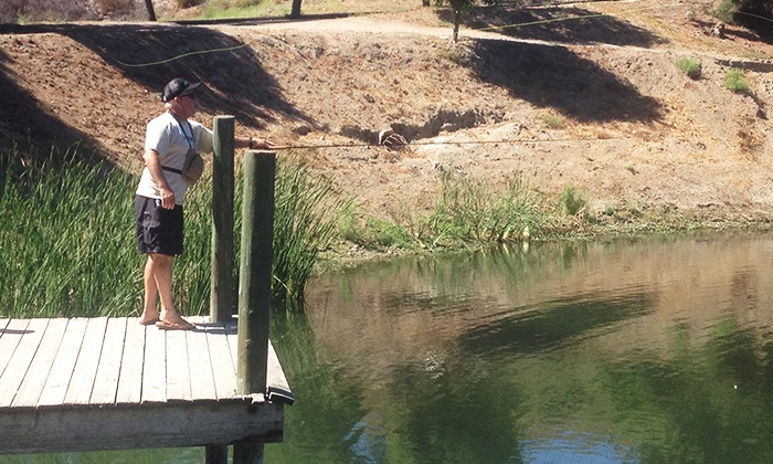 Lani Fishing - Dana Point Harbor: Two-Hour Fly Fishing or Surf Fishing Class for One or Two at Lani Fishing (Up to 55% Off)