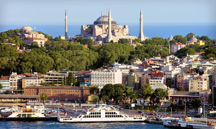 Istanbul Vacation with Airfare - Istanbul, Turkey: Seven-Day, Five-Night Trip to Istanbul with Round-Trip Airfare from Key Tours International