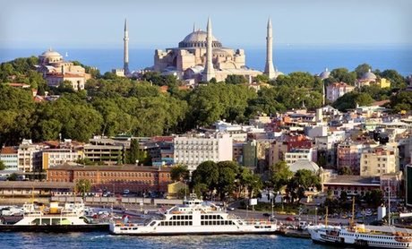 See Istanbul's Grand Bazaar & Blue Mosque