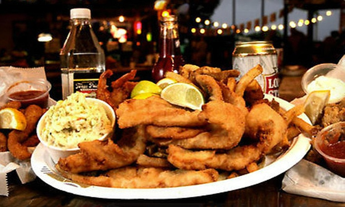 Texas Pride Barbecue - East Central San Antonio: $12 for a Friday Family Fish Fry for Four at Texas Pride Barbecue ($23.99 Value)