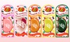 Jelly Belly Hanging Car Air Fresheners with Bonus Freshener: 4-Pack of Jelly Belly Hanging Car Air Freshener with Bonus Freshener. Free Returns.