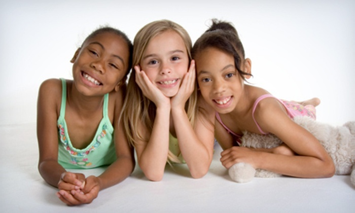 SpiffyTiffy's - Knoxville: $99 for an Onsite Spa Party for Up to Five Kids from SpiffyTiffy's ($200 Value)