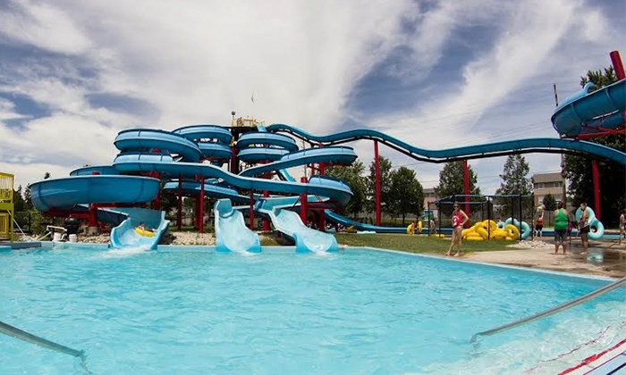 East Park - Hamilton Road: Two All-Day Water-Park Admissions to East Park (Up to 46% Off)