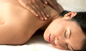 One Or Three 60-minute Swedish Or Deep-tissue Massages At Lone Wolf Therapies (up To 60% Off)