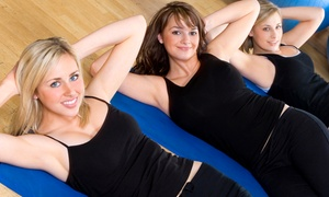 Fembody Fitness: 5 or 10 Barre Classes at Fembody Fitness (Up to 80% Off)