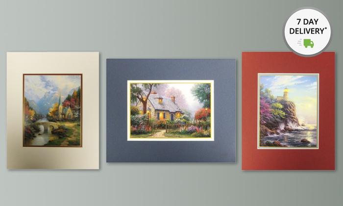 """8""""x10"""" or 11""""x14"""" Thomas Kinkade Prints: 8""""x10"""" or 11""""x14"""" Thomas Kinkade Prints from $18.99–$24.99. Free Returns."""