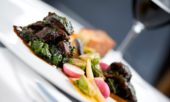 Raincity Grill - Vancouver: $78 for a Six-Course Regional Tasting for Two at Raincity Grill ($156 Value)